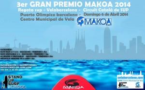 gran-premio-makoa-SUP-stand-up-paddle-Barceloina-campionat-catalunya